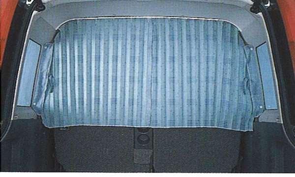 『バモス』 純正 HM1 HM2 カーテン/セパレートカーテンのみ パーツ ホンダ純正部品 vamos オプション アクセサリー 用品