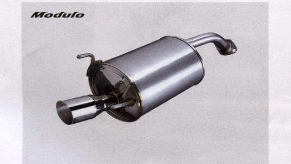 『ストリーム』 純正 RN6 RN7 RN8 RN9 スポーツマフラー パーツ ホンダ純正部品 排気 パワーアップ 重低音 stream オプション アクセサリー 用品