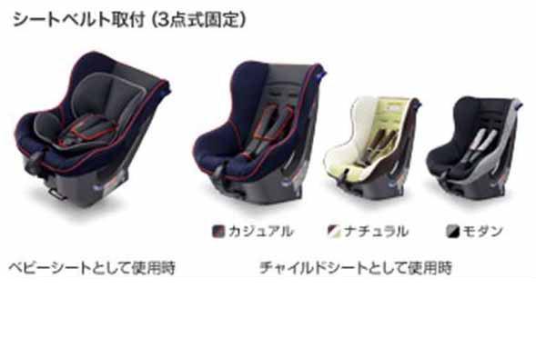 【プリウスPHV】純正 ZVW35 チャイルドシート NEO G-CHILD ISO leg パーツ トヨタ純正部品 prius オプション アクセサリー 用品