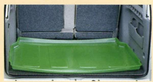 『タウンボックス』 純正 U61W U62W ラゲッジトレイ パーツ 三菱純正部品 TOWNBOX オプション アクセサリー 用品