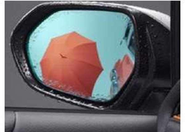 『シエンタ』 純正 NHP170G NSP170G NCP175G NSP170G レインクリアリングブルーミラー パーツ トヨタ純正部品 オプション アクセサリー 用品