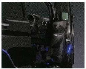 『デイズ』 純正 B21W セーフティイルミネーション DREW0 パーツ 日産純正部品 DAYZ オプション アクセサリー 用品