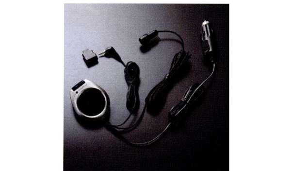 マーチ 純正 AK12 YK12 BNK12 携帯電話用ハンズフリーキット イヤホン端子接続タイプ パーツ 携帯電話 オプション 日産純正部品 MARCH アクセサリー 通話 在庫処分 用品 安全 セール