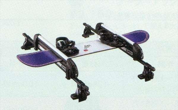 『ミライース』 純正 LA300S スキー/スノーボードアタッチメント(平積み) パーツ ダイハツ純正部品 キャリア別売り mirae:s オプション アクセサリー 用品