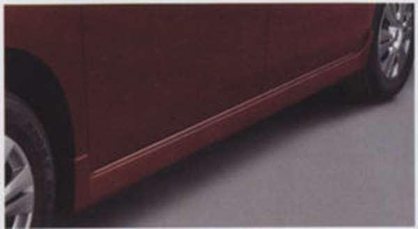 『セレナ』 純正 C25 CC25 NC25 CNC25 サイドシルプロテクター パーツ 日産純正部品 SERENA オプション アクセサリー 用品