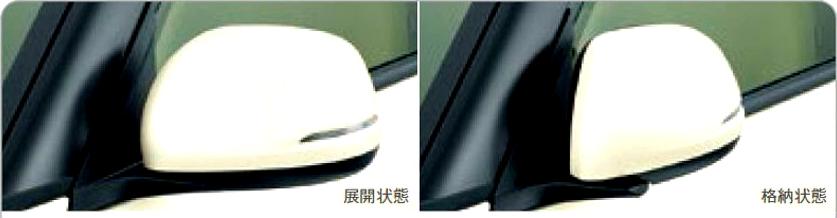 『NONE』 純正 JG1 オートリトラミラー(ドアロック連動タイプ) パーツ ホンダ純正部品 ドアミラー自動格納 駐車連動 オプション アクセサリー 用品