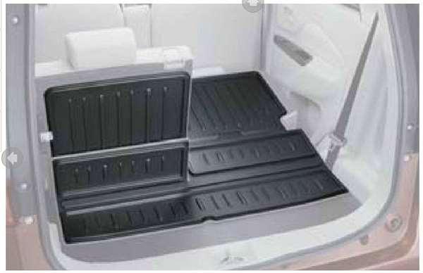『ekワゴン』 純正 B11W ラゲッジトレイ パーツ 三菱純正部品 オプション アクセサリー 用品