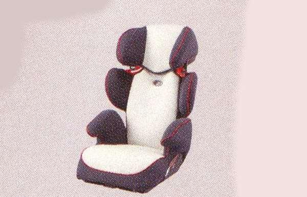 『ジューク』 純正 YF15 ジュニアセーフティシート パーツ 日産純正部品 JUKE オプション アクセサリー 用品