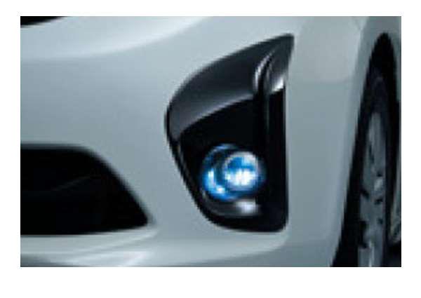 『ステップワゴン』 純正 RP1 LEDフォグライト(ステップワゴン) 本体のみ ※フォグライトガーニッシュ、スイッチ、取付アタッチメントは別売 パーツ ホンダ純正部品 エアロパーツ 外装 STEPWGN オプション アクセサリー 用品