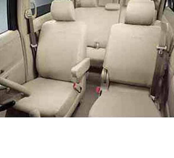 『アイシス』 純正 ANM10 フルシートカバーベーシックタイプ パーツ トヨタ純正部品 座席カバー 汚れ シート保護 isis オプション アクセサリー 用品