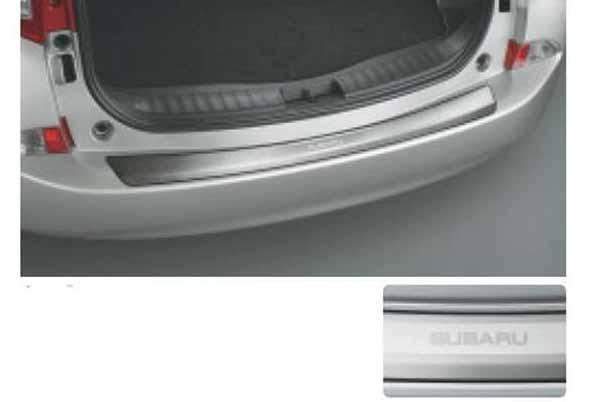 『トレジア』 アクセサリー NSP120X 用品 パーツ スバル純正部品 カーゴステップパネル TREZIA オプション 純正