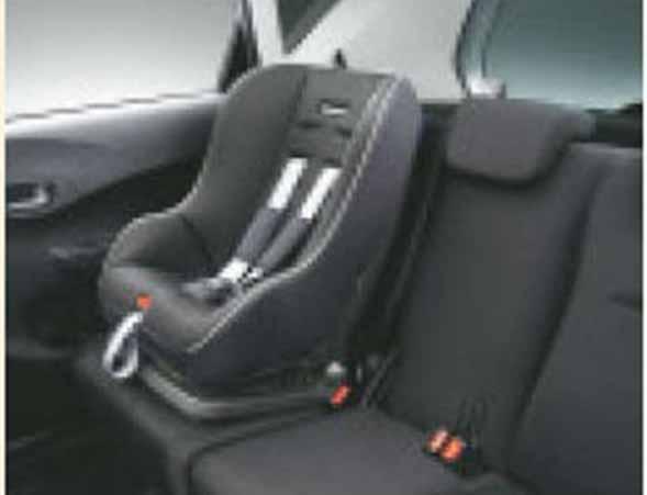 【トレジア】純正 NSP120X ISO FIXチャイルドシート パーツ スバル純正部品 TREZIA オプション アクセサリー 用品