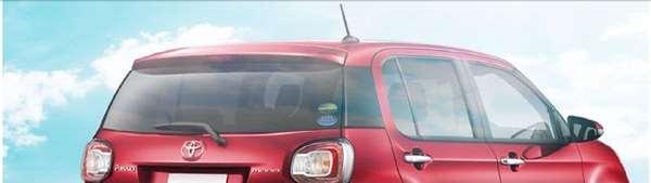 『パッソ』 純正 M700A M710A IR(赤外線)カットフィルム(リヤサイド・バックガラス) パーツ トヨタ純正部品 日除け カーフィルム オプション アクセサリー 用品