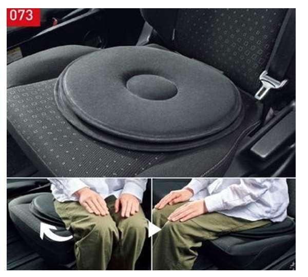 『パッソ』 純正 M700A M710A 回転クッション パーツ トヨタ純正部品 オプション アクセサリー 用品