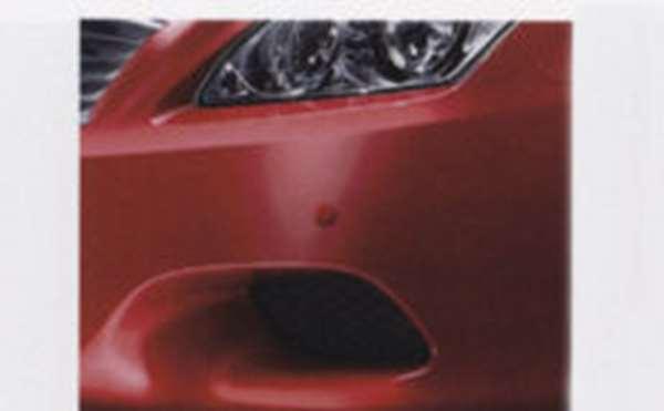 『スカイラインクーペ』 純正 v35 フロントコーナーセンサー インジケーター付:左右2センサー ※塗装対応用センサー パーツ 日産純正部品 危険通知 接触防止 障害物 SKYLINE オプション アクセサリー 用品