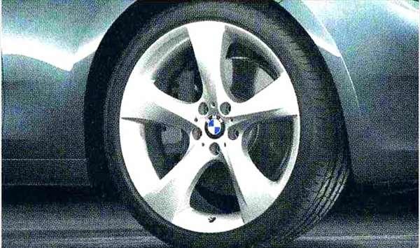 5 GRAN TURISMO パーツ スタースポーク・スタイリング311 ホイール単体 10J×21(リヤ) BMW純正部品 SZ20 SN44 オプション アクセサリー 用品 純正 送料無料