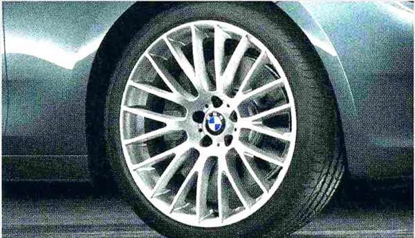 5 GRAN TURISMO パーツ クロススポーク・スタイリング312 コンプリートセット 245/35R21 フロント 275/30R21 リヤ BMW純正部品 SZ20 SN44 オプション アクセサリー 用品 純正 送料無料