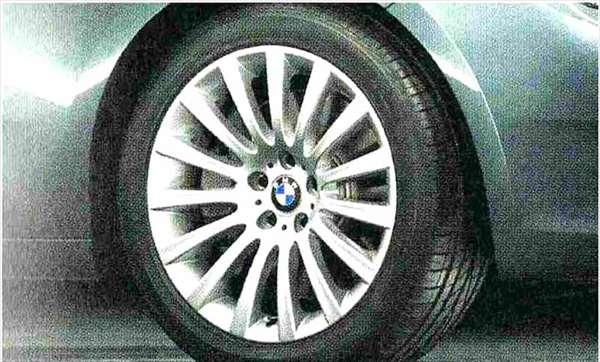 5 GRAN TURISMO パーツ マルチスポーク・スタイリング235 ホイール単体9.5J×19(リヤ) BMW純正部品 SZ20 SN44 オプション アクセサリー 用品 純正 送料無料