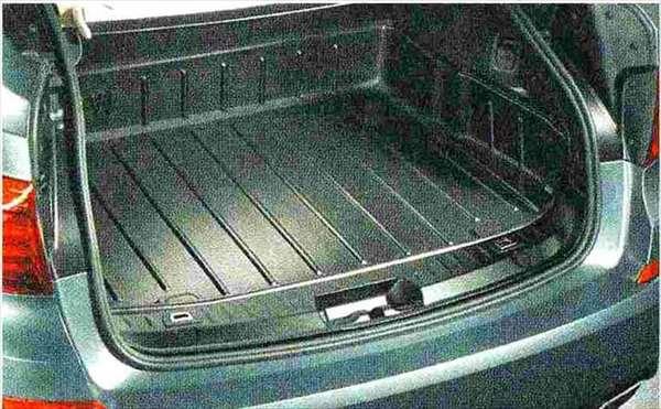 5 GRAN TURISMO パーツ ラゲージ・ルーム・ボックス BMW純正部品 SZ20 SN44 オプション アクセサリー 用品 純正