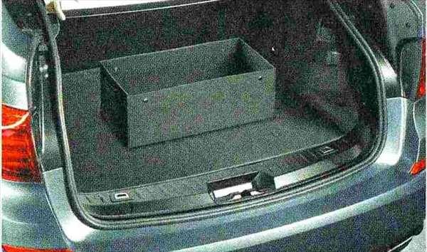 5 GRAN TURISMO パーツ ウォーター・プルーフ・ボックス BMW純正部品 SZ20 SN44 オプション アクセサリー 用品 純正