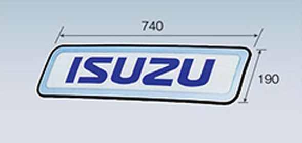 『ギガ』 純正 2PG-CYL77C-VX-~ パーツ EL看板灯 純正 本体のみ ※取付キットは別売 パーツ 用品 いすゞ純正部品 オプション アクセサリー 用品, アンテプリマ:84e22ce5 --- sunward.msk.ru