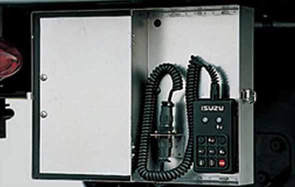 『ギガ』 純正 2PG-CYL77C-VX-~ エアサスコントロールスイッチ用収納ボックス パーツ いすゞ純正部品 コンソールボックス センターコンソール オプション アクセサリー 用品