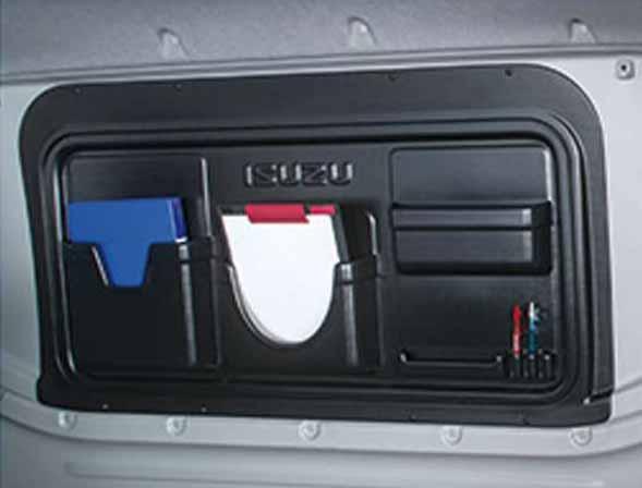 『ギガ』 純正 2PG-CYL77C-VX-~ リヤウインドウボックス パーツ いすゞ純正部品 オプション アクセサリー 用品