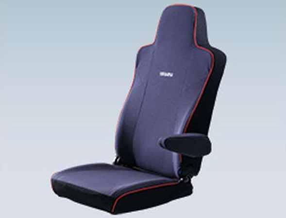 『ギガ』 純正 2PG-CYL77C-VX-~ シートカバー (スタンダード)2座 パーツ いすゞ純正部品 座席カバー 汚れ シート保護 オプション アクセサリー 用品