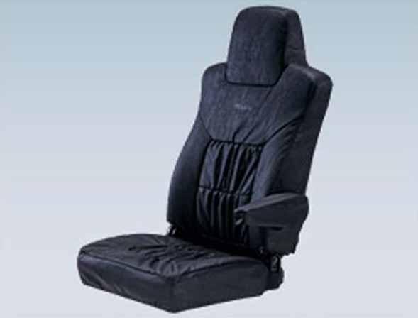 『ギガ』 純正 2PG-CYL77C-VX-~ 革調シートカバー 1座 パーツ いすゞ純正部品 座席カバー 汚れ シート保護 オプション アクセサリー 用品