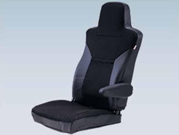 『ギガ』 純正 2PG-CYL77C-VX-~ シートカバーDX (運転席シートサポート機能付) 1座 パーツ いすゞ純正部品 座席カバー 汚れ シート保護 オプション アクセサリー 用品