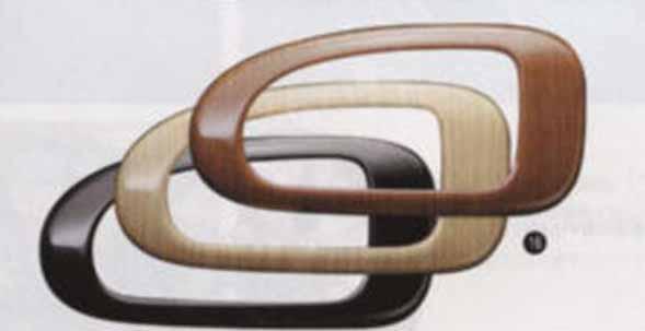 『タント』 純正 L375S L385S L575S L585S インナーハンドベゼルパネル(3枚セット) パーツ ダイハツ純正部品 ウッド tanto オプション アクセサリー 用品