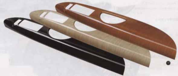 『タント』 純正 L375S L385S L575S L585S パワーウインドゥスイッチパネル(4枚セット) パーツ ダイハツ純正部品 ウッド 内装ベゼル パワーウィンドウパネル tanto オプション アクセサリー 用品
