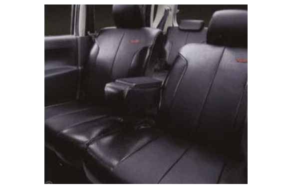 『タント』 純正 L375S L385S L575S L585S シートカバー(本革調×クロコダイル風コンビタイプ) パーツ ダイハツ純正部品 座席カバー 汚れ シート保護 tanto オプション アクセサリー 用品