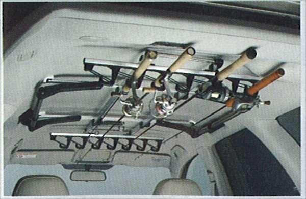『レガシィ』 純正 BPE BP5 BLE BL5 BP9 ロッド(釣り竿)ホルダー パーツ スバル純正部品 legacy オプション アクセサリー 用品