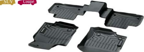 『GLE』 純正 LDA CBA フロアマットトレイ SUV、クーぺ パーツ ベンツ純正部品 フロアカーペット カーマット カーペットマット オプション アクセサリー 用品