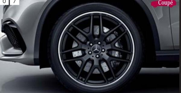 『GLE』 純正 LDA CBA AMG 22インチアルミホイール パーツ ベンツ純正部品 安心の純正品 オプション アクセサリー 用品