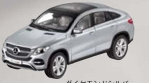 『GLE』 純正 LDA CBA モデルカー GLEクーペ1/18 パーツ ベンツ純正部品 オプション アクセサリー 用品