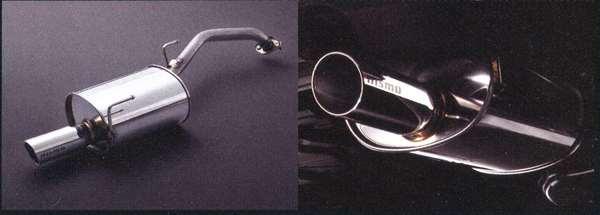 『マーチ』 純正 K13 nismo S-tune スポーツマフラー パーツ 日産純正部品 排気 パワーアップ 重低音 MARCH オプション アクセサリー 用品
