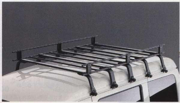 『アトレー』 純正 S321G S331G ルーフキャリア(50kg積) パーツ ダイハツ純正部品 atrai オプション アクセサリー 用品