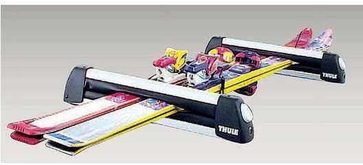 『CX-5』 純正 KFEP KF5P KF2P スキー/スノーボードアタッチメント(THULE製・Bタイプ) パーツ マツダ純正部品 キャリア別売りキャリア別売り オプション アクセサリー 用品