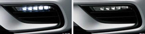 『インサイト』 純正 ZE4 LEDフォグライト パーツ ホンダ純正部品 フォグランプ 補助灯 霧灯 オプション アクセサリー 用品