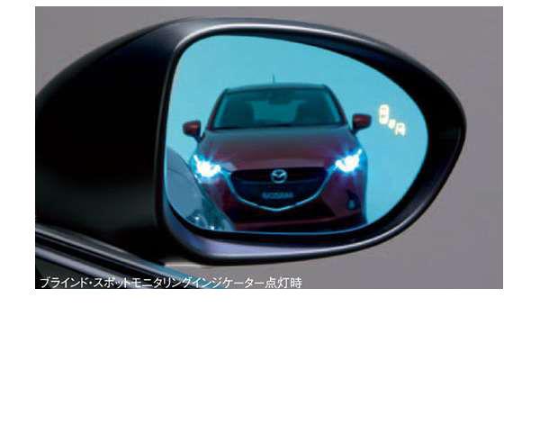 『ロードスター』 純正 ND5RC ブルーミラー(親水) ブラインド・スポット・モニタリング無車 パーツ マツダ純正部品 Roadster オプション アクセサリー 用品