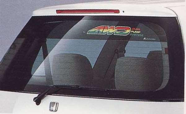 『オデッセイ』 純正 RA1 RA2 RA3 RA4 RA5 ウィンドウフィルム(リア/4WD) パーツ ホンダ純正部品 odyssey オプション アクセサリー 用品