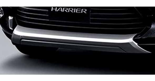『ハリアー』 純正 AVU65W フロントスキッドプレート パーツ トヨタ純正部品 エアロパーツ カスタム harrier オプション アクセサリー 用品