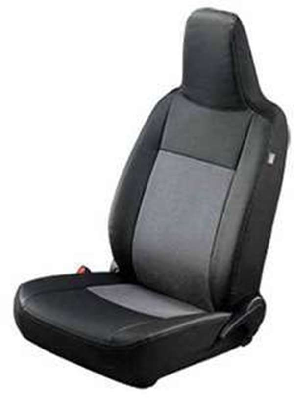 Pure La350a La360a Leather Like Seat Cover For The Rear Seat Headrest Car With Parts Toyota Genuine Parts Seat Cover Dirt Seat Protection Option