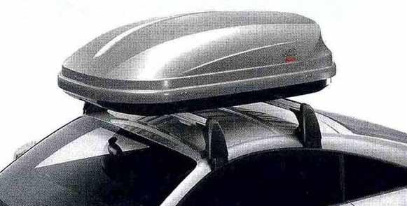 TT・TTS パーツ ラゲッジルーフボックス アウディ純正部品 8JCDA 8JCESF 8JCDLF 8JCEPF オプション アクセサリー 用品 純正 送料無料