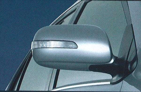 『カローラアクシオ』 純正 ZRE142 NZE141 サイドターンランプ付ドアミラーカラード パーツ トヨタ純正部品 ドアミラーカバー サイドミラーカバー カスタム axio オプション アクセサリー 用品