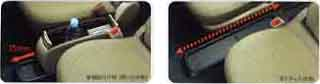 『シエンタ』 純正 NCP85 コンソールボックス脱着式 パーツ トヨタ純正部品 フロアコンソール センターコンソール sienta オプション アクセサリー 用品
