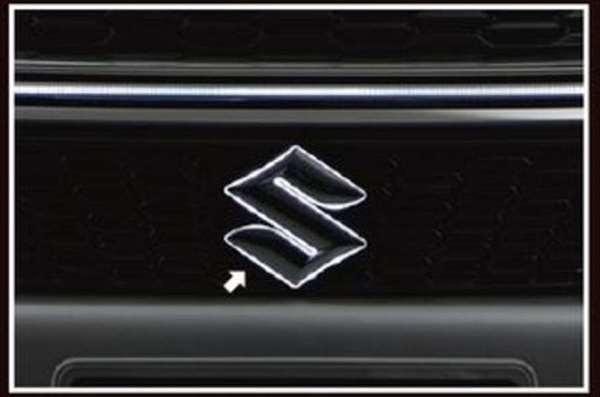『ソリオ』 純正 MA36S エンブレムイルミネーション パーツ スズキ純正部品 飾り ワンポイント solio オプション アクセサリー 用品