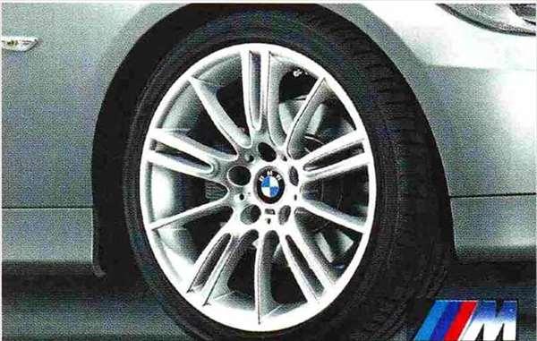 3 COUPE・CABRIOLET パーツ Mスタースポーク・スタイリング193のホイール単体 8J×18(フロント) BMW純正部品 KE25 KD20 KE25 KG35 DX35 オプション アクセサリー 用品 純正 送料無料